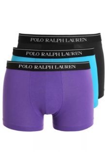 Boxerky POLO RALPH LAUREN 3pack